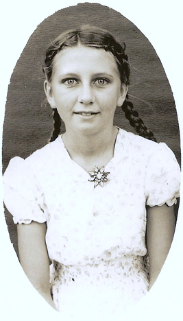 My beloved Aunt Tina, c 1930s. Recently deceased, she was a wonderful, intelligent woman with a quick and inquiring mind